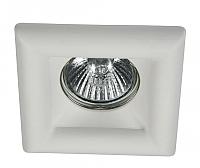 Точечный светильник Maytoni Gyps Modern DL007-1-01-W -