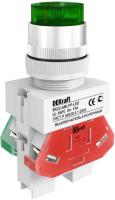 Кнопка на DIN-рейку Schneider Electric DEKraft 25026DEK -