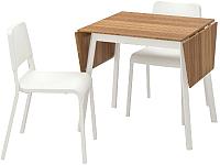 Обеденная группа Ikea Икеа Пс 2012/Теодорес 592.292.46 -