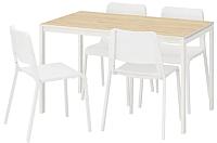 Обеденная группа Ikea Мельторп/Теодорес 192.875.54 -