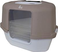 Туалет-лоток Catit 36613 (серый) -