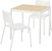 Обеденная группа Ikea Мельторп/Теодорес 692.875.56 -