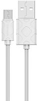 Кабель Baseus Yaven micro-USB (1м, белый) -