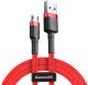 Кабель Baseus Cafule Micro-USB 2.4A (1м, красный) -