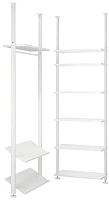 Система хранения Ikea Элварли 092.039.65 -