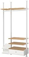 Система хранения Ikea Элварли 192.040.21 -