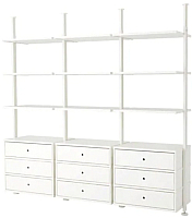 Система хранения Ikea Элварли 392.029.88 -
