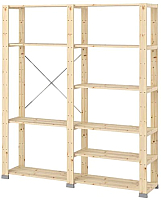 Стеллаж Ikea Хейне 392.274.46 -