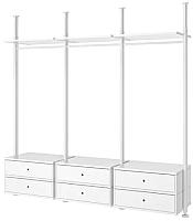 Система хранения Ikea Элварли 492.029.83 -