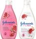 Набор косметики для тела Johnson's Body Care Vita Rich Гранат лосьон д/тела + гель д/душа (250мл+250мл) -