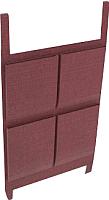 Навесной карман Бельмарко Усура / 130 (бордовый) -