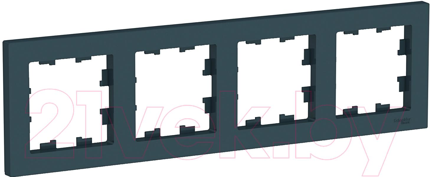 Купить Рамка для выключателя Schneider Electric, AtlasDesign ATN000804, Россия, пластик, AtlasDesign (Schneider Electric)