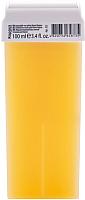 Воск для депиляции Kapous Натуральный жирорастворимый / 352 (100мл, желтый) -