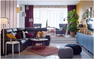 Диван угловой Ikea Лидгульт 192.574.20