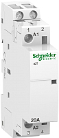 Контактор Schneider Electric Acti 9 iCT A9C22722 -