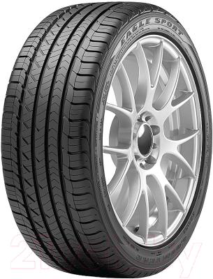 Летняя шина Goodyear Eagle Sport TZ 245/40R17 91W -