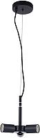 Потолочный светильник Maytoni Toronto MOD974-PLBase-03-Black -