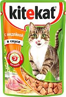 Корм для кошек Kitekat С индейкой в соусе (85г) -