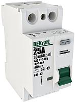 Устройство защитного отключения Schneider Electric DEKraft УЗО-03 14050DEK -