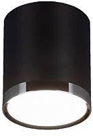 Точечный светильник Elektrostandard DLR024 6W 4200K (черный матовый) -