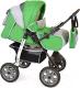 Детская универсальная коляска Smile Line Line Alf I (al03, зеленый/светло-серый) -