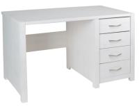 Письменный стол ММЦ Фьорд (белый воск) -