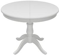 Обеденный стол Импэкс Leset Луизиана 1Р 9003 (белый) -