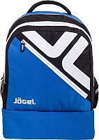Рюкзак Jogel Double Bottom / JBP-1903-761 (синий/черный/белый) -