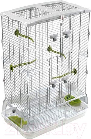 Купить Клетка для птиц Vision, 83255, Китай, белый