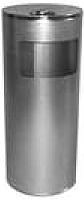 Урна уличная Титан Мета 250Н (серый) -