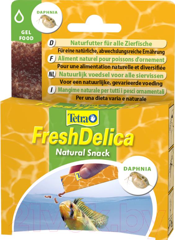 Купить Корм для рыб Tetra, Fresh Delica Daphnia / 708987/768666 (48г), Германия