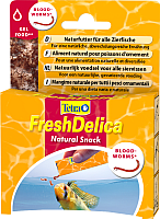 Корм для рыб Tetra Fresh Delica Bloodworms / 709903/768741 (48г) -