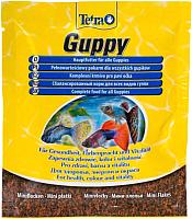 Корм для рыб Tetra Guppy (12г) -
