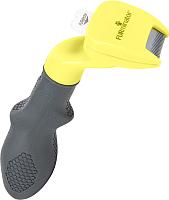 Грумер для шерсти FURminator ShortHair Dog deShedding XS / 691007/111856 -
