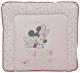 Пеленальный матрас Polini Kids Disney Baby Минни Маус Фея (розовый) -