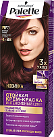 Крем-краска для волос Palette Стойкая RF3 / 4-88 (красный гранат) -