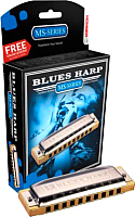 Губная гармошка Hohner Blues Harp 532/20 MS G (M533086) -