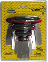 Набор шпателей Partner PA-HN7075 -