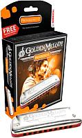 Губная гармошка Hohner Golden Melody 542/20 E (M542056) -