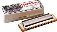 Губная гармошка Hohner Marine Band 1896/20 G (M1896086) -