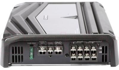 Автомобильный усилитель Kenwood KAC-6406 - вид сбоку