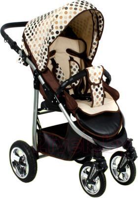 Детская прогулочная коляска Adbor Mio Special Edition (L02) - общий вид