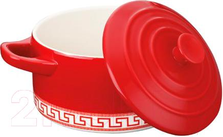 Купить Кастрюля Peterhof, PH-10048 (красный), Китай