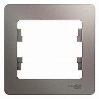 Рамка для выключателя Schneider Electric Glossa GSL001201 -