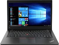 Ноутбук Lenovo ThinkPad L480 (20LS002DRT) -