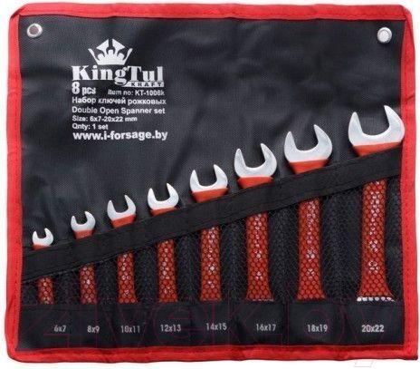 Купить Набор ключей KingTul, KT-1008k(3208K), Китай