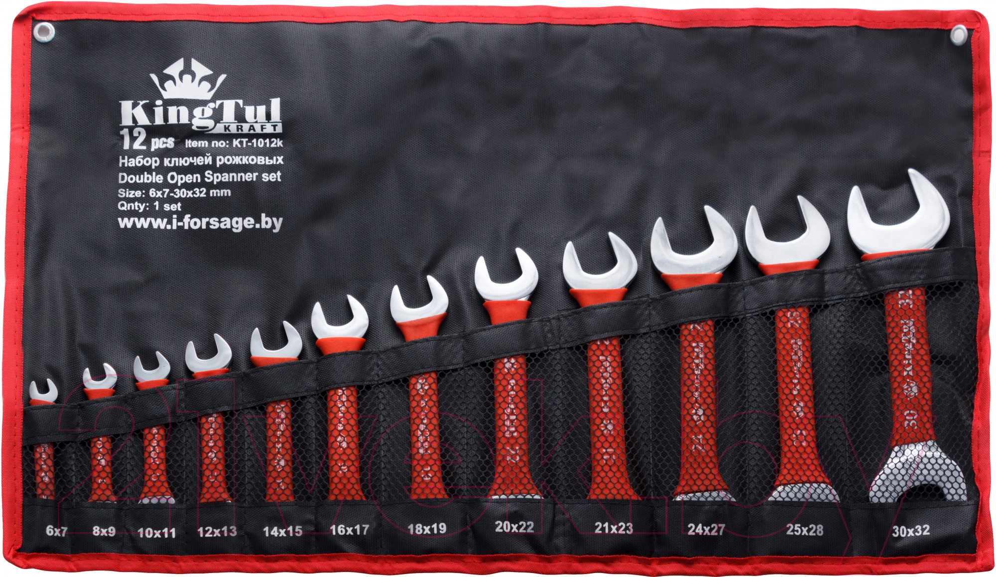 Купить Набор ключей KingTul, KT-1012k(3212K), Китай