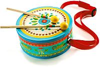 Музыкальная игрушка Djeco Барабан / 06004 -