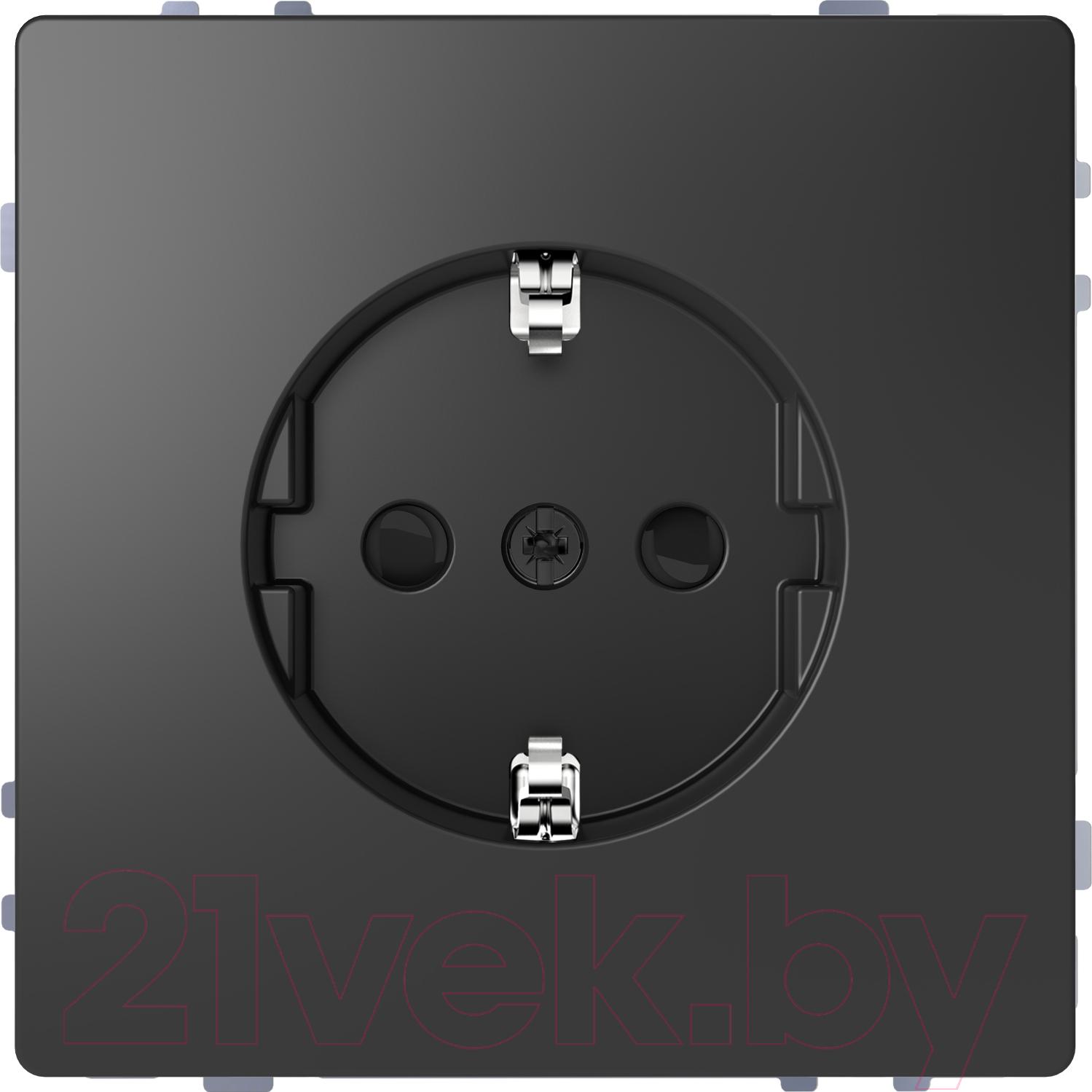 Купить Розетка Schneider Electric, Merten MTN2400-6034, Россия, пластик, Merten D-Life (Schneider Electric)
