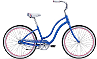 Велосипед GIANT Simple Single W / 60021510 (синий) -